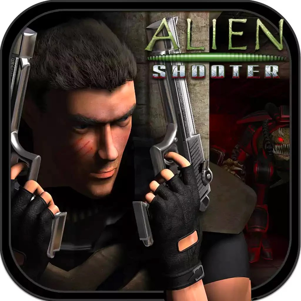 Download Game Alien Shooter APK+DATA Untuk Android Terbaru
