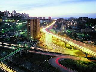 Ночной Владивосток