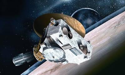 Foto Close-up Bentuk Hati Raksasa Terlihat di Pluto