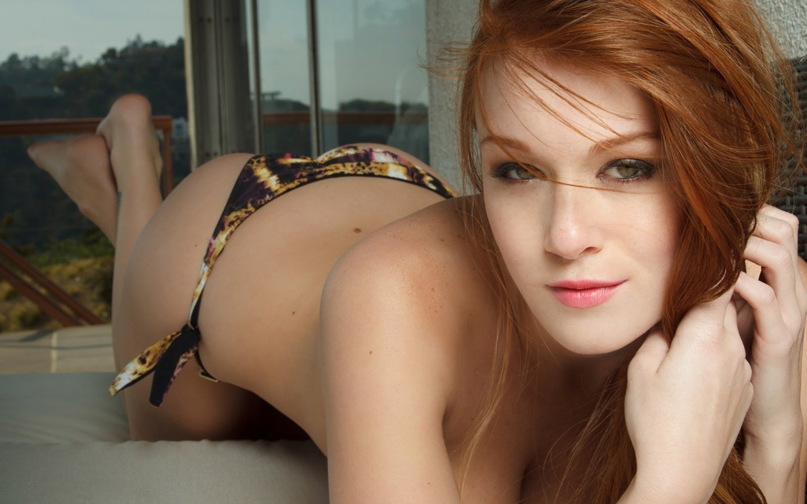 Right Now Naked Teen Redhead 108