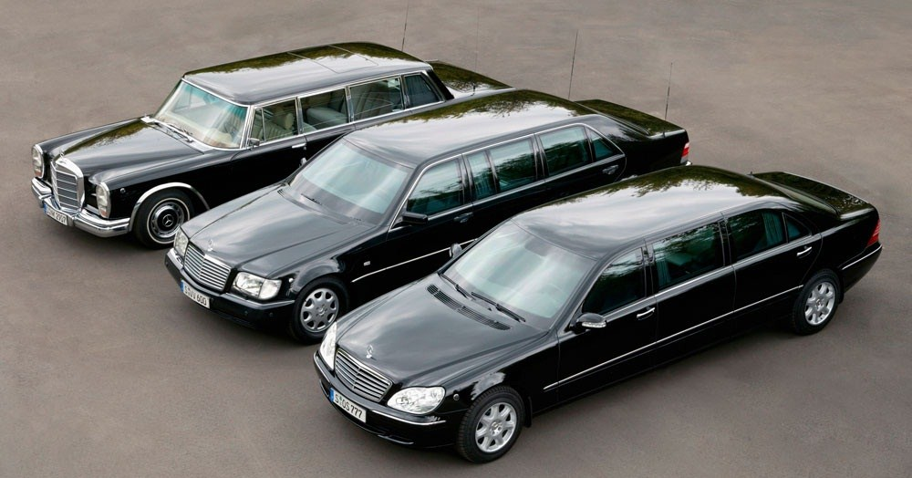 The Driver\'s Seat: 2015 Mercedes-Benz S600 Pullman: Save The Money