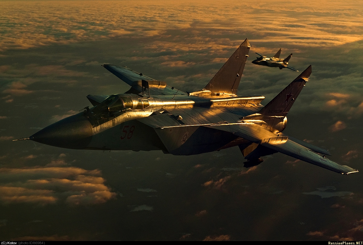 russie MIG-31D3+58+AIRE+2011