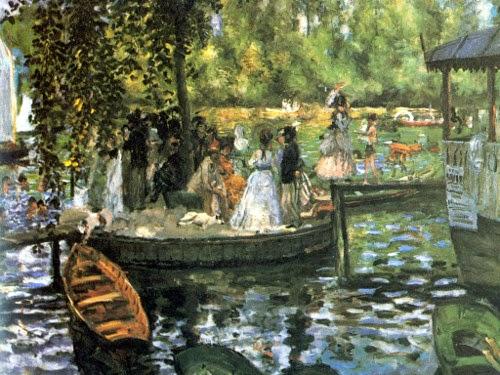 impressionnisme peinture tableau auguste renoir
