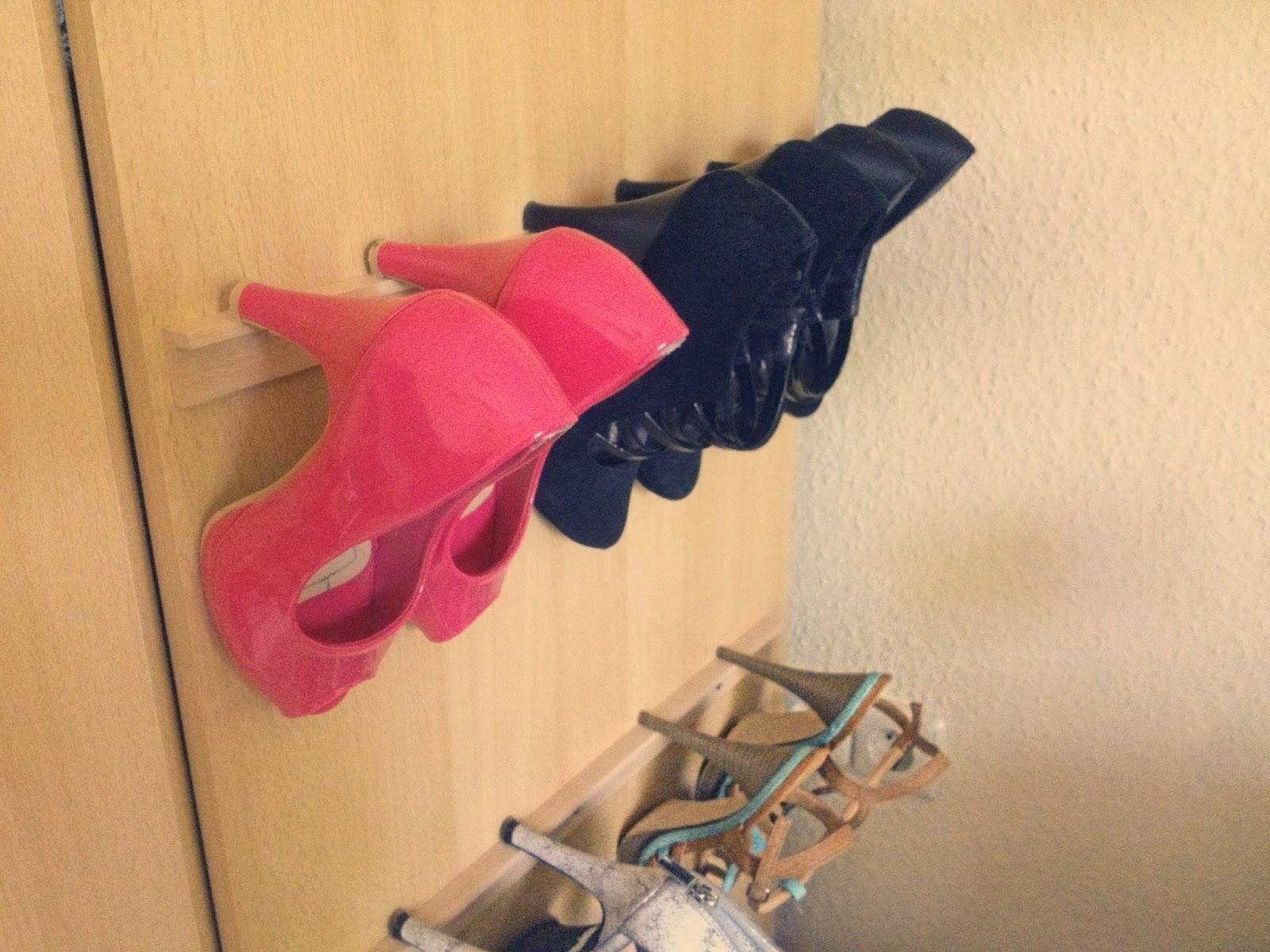 missbeblog the blog to be diy high heels aufh ngen. Black Bedroom Furniture Sets. Home Design Ideas