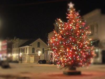 Spend New Year's on Mackinac Island