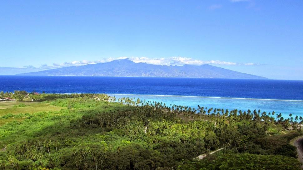 Baie de Nuarei Moorea