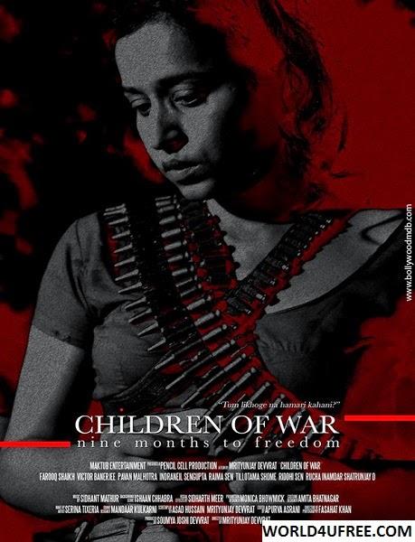 Children Of War 2014 DVDRip 480p 400mb