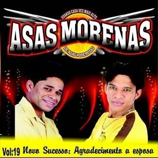 Asas Morenas - Vol.19