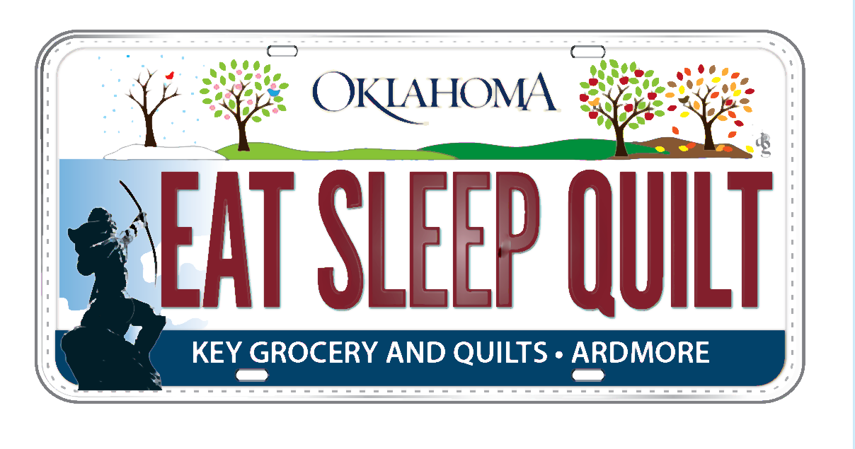 Key Grocery and QUILTS!