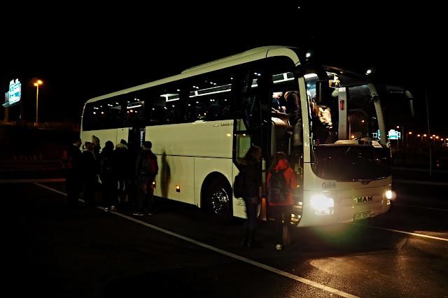 autobus // a bus