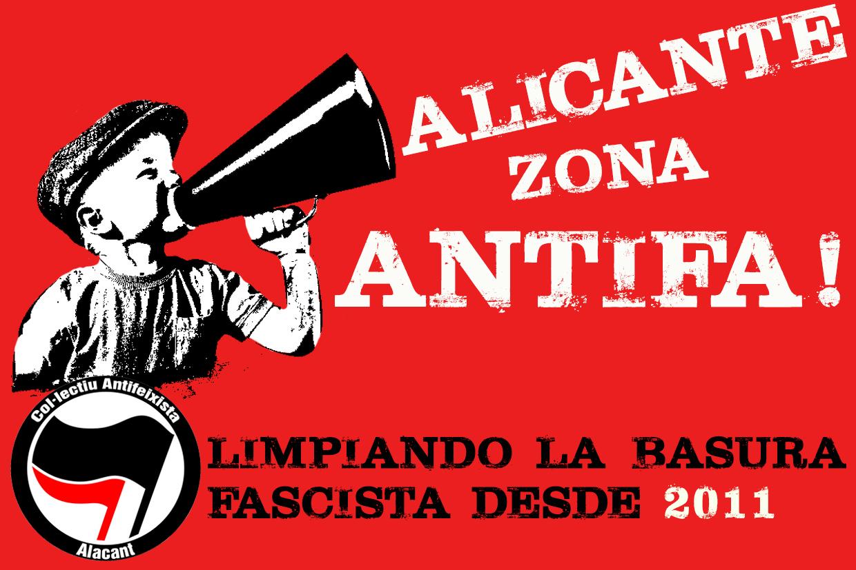 Alicante Zona Antifa