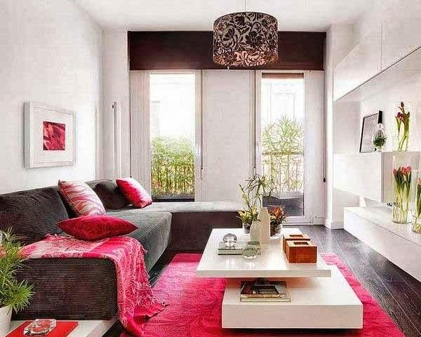 Interior Apartemen Studio Minimalis