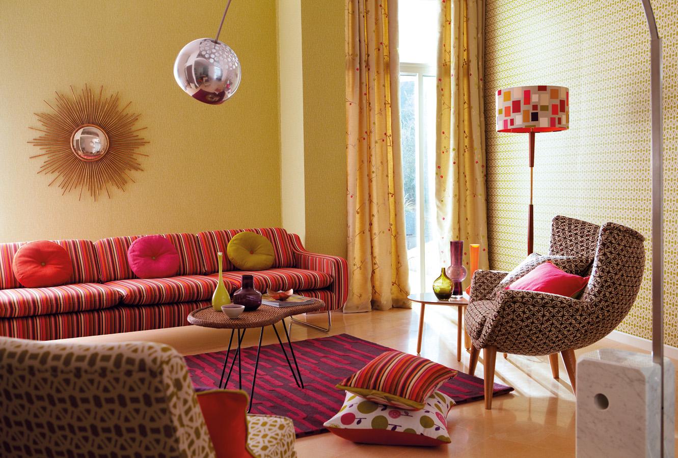 El jardin de los muffins blog de decoraci n vintage y - Papeles y telas ...