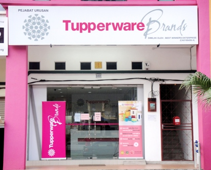 Boleh bukak business centre (kedai sendiri)