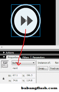 Menambah Sound Click Button, mungkin tutorial menambah sound click ini membuat animasi anda lebih baik,tutorial ini, di buat lebih simple dalam pembuatan sound clicknya.