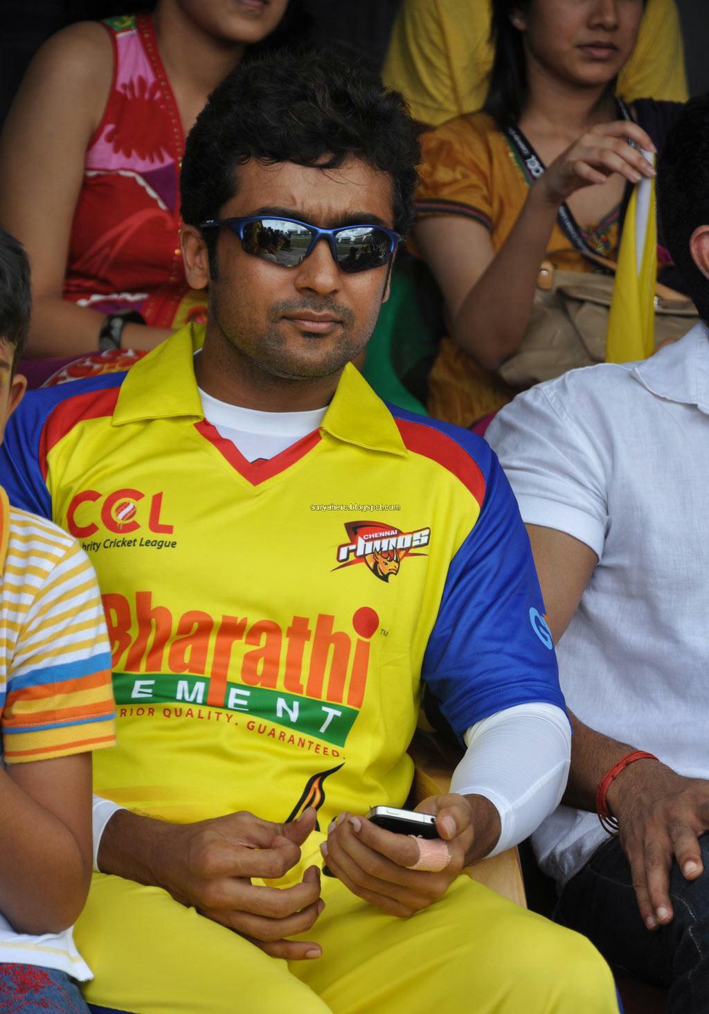 Surya at celebrity cricket league stills actor surya surya at celebrity cricket league stills thecheapjerseys Gallery