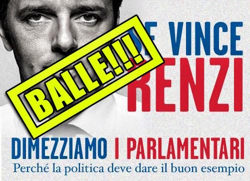 Peggio palaia il senato di cartapesta di matthew mr renzie for Numero parlamentari pd