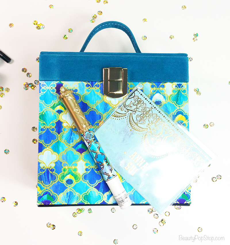 gifts for women anna sui coffret holiday 2016 train case