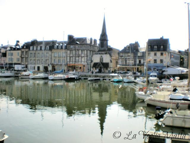 Honfleur Normandia