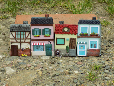 domy, houses, minihouses, miniatures