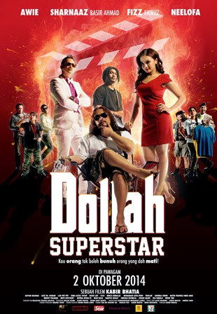 2 OKTOBER 2014 - DOLLAH SUPERSTAR