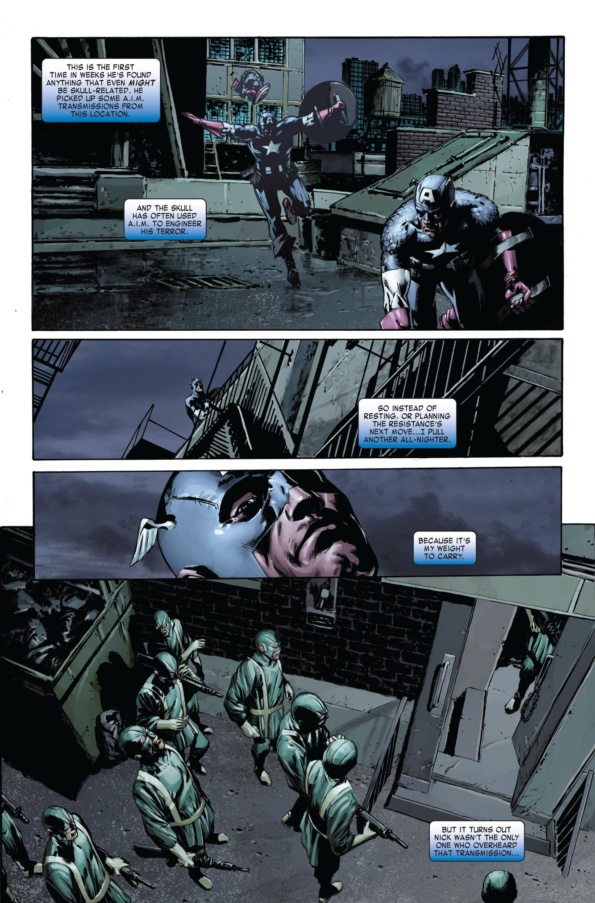 Captain America (2005) Issue #24 #24 - English 8