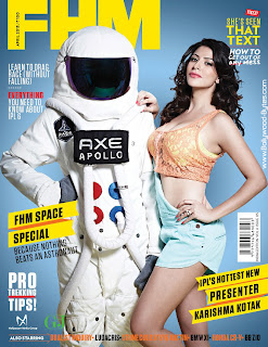 Hot Karishma Kotak Cover Girl FHM April 2013