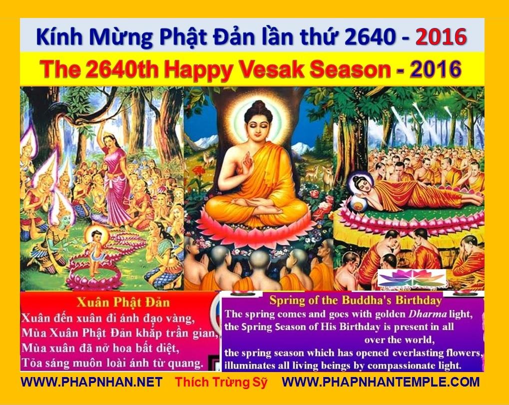 poster Phat Dan 2016