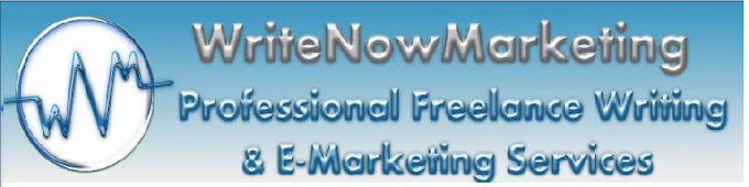 Professional Freelance Writing & E-Marketing Services