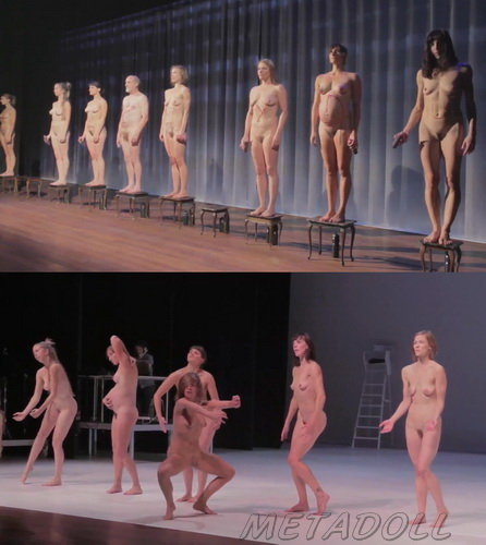 Nude Performance: Who - Final