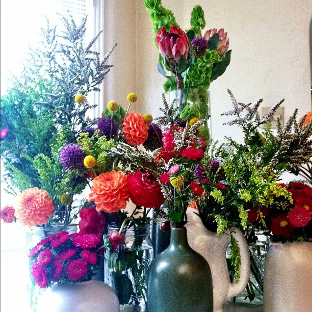 Flower Shops In Los Angeles That Give You Flower Power On