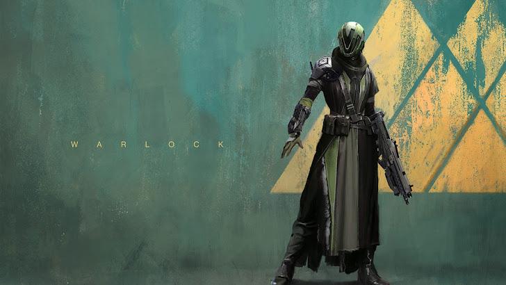Warlock Destiny Class