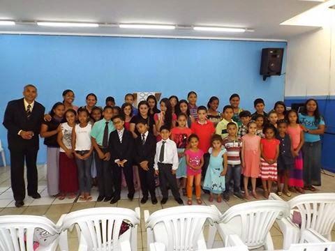 Grupo Liderança Jovem da Igreja Esta Obra é do Senhor em Guaianazes