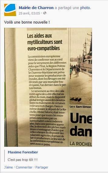 https://fr-fr.facebook.com/pages/Mairie-de-Charron/287258481296269
