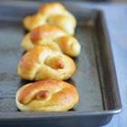 Easy homemade soft pretzel
