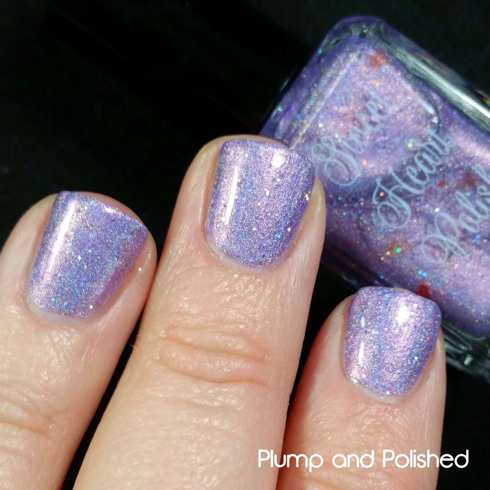 Sweet Heart Polish - Candied Violets