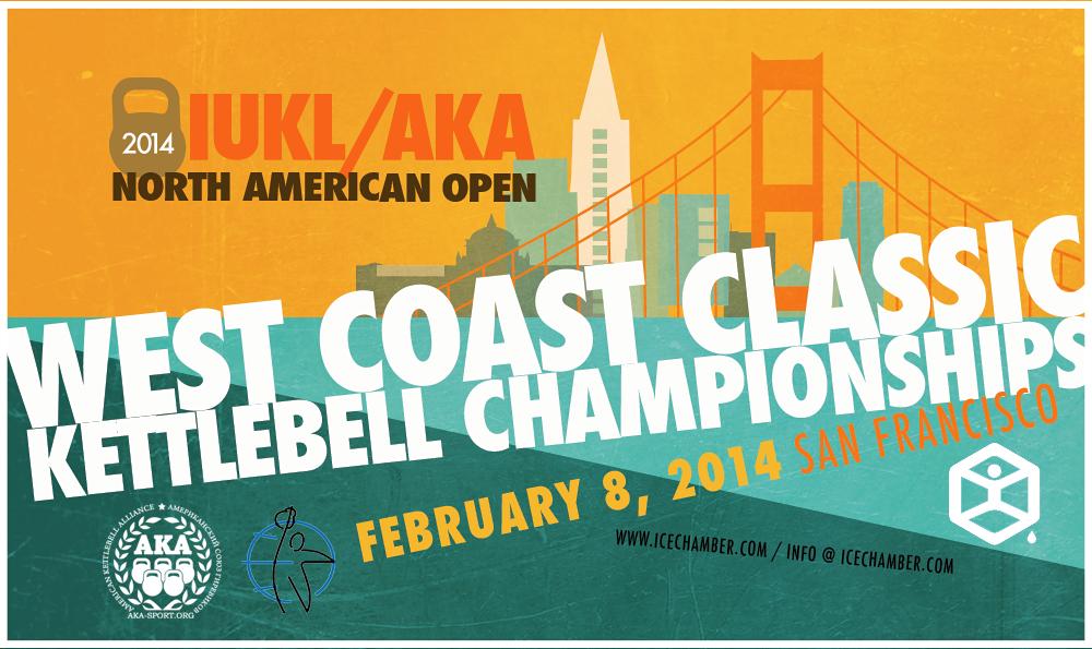 2014 IUKL/AKA West Coast Classic Kettlebell Championship