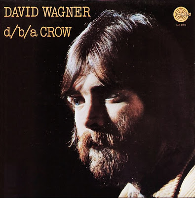 David Wagner – d/b/a CROW (1972 great us classic rock by Crow lead singer – vinyl rip – wave)