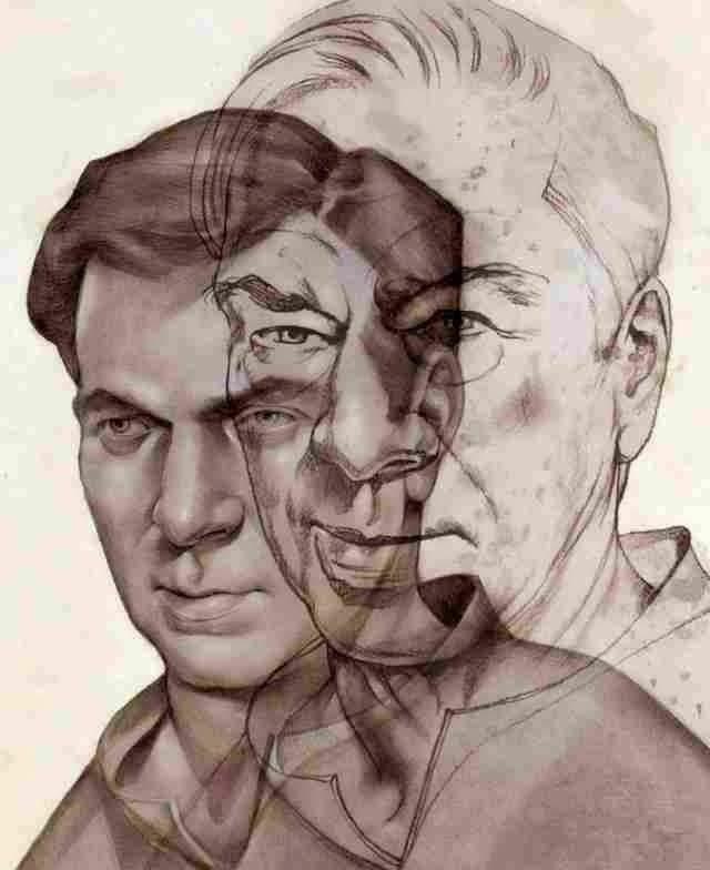 Художница и иллюстратор. Anita Kunz