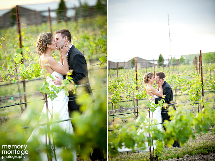 three rivers winery walla walla wedding photo