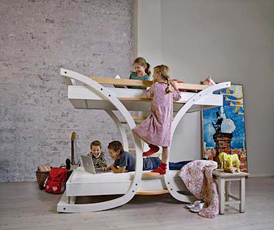 contemporary fun baby furniture