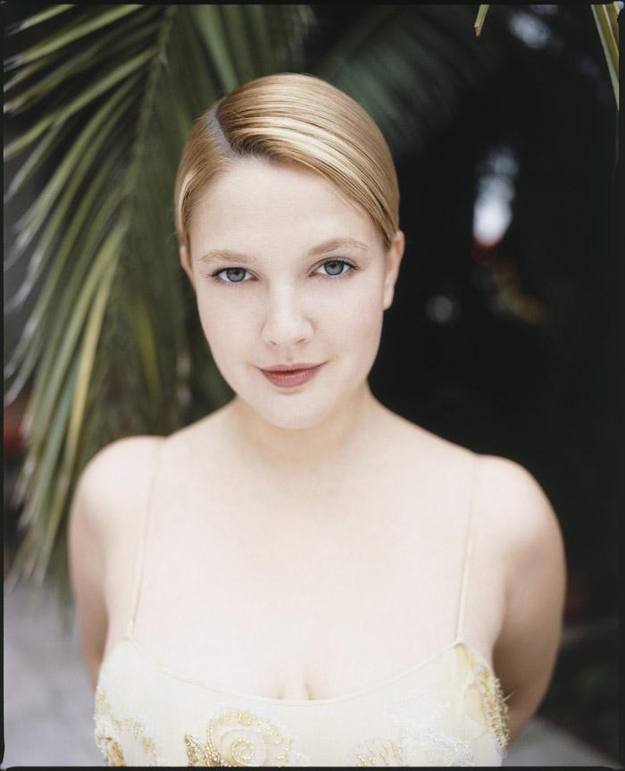 Drew Barrymore Firuz Zahedi 1998