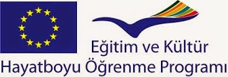 Turkish Comenius logo