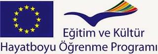 Turkish Comenius logo
