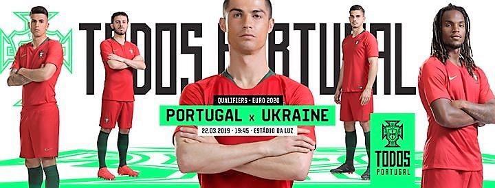22 de março, 19h45: Lisboa (Estádio da Luz)