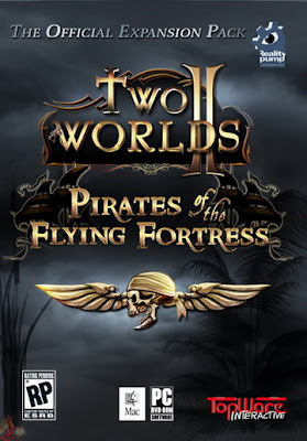 Free Download The Game Two Worlds II: Pirates of the Flying Fortress Full ~ Link Download From MediaFire File Size 3.39 GB ~ Genre : RPG Game ~ download-31.blogspot.com
