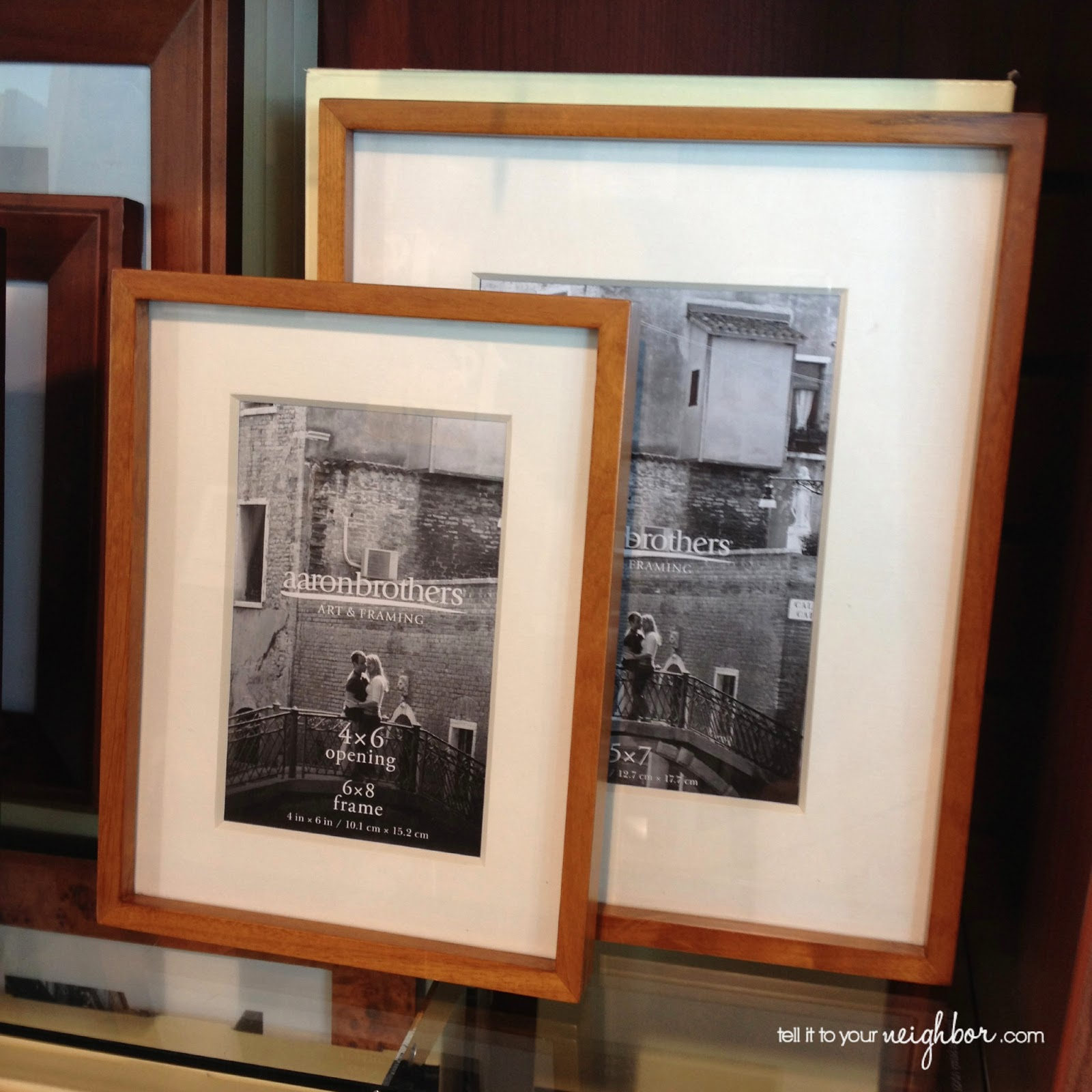 Contemporary Aaron Picture Frames Photos - Framed Art Ideas ...