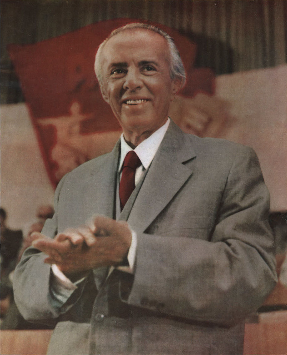 Enver Hoxha Net Worth