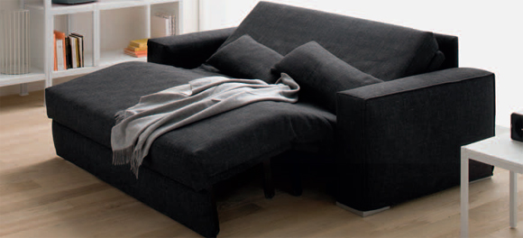 canape lit confortable pour dormir. Black Bedroom Furniture Sets. Home Design Ideas