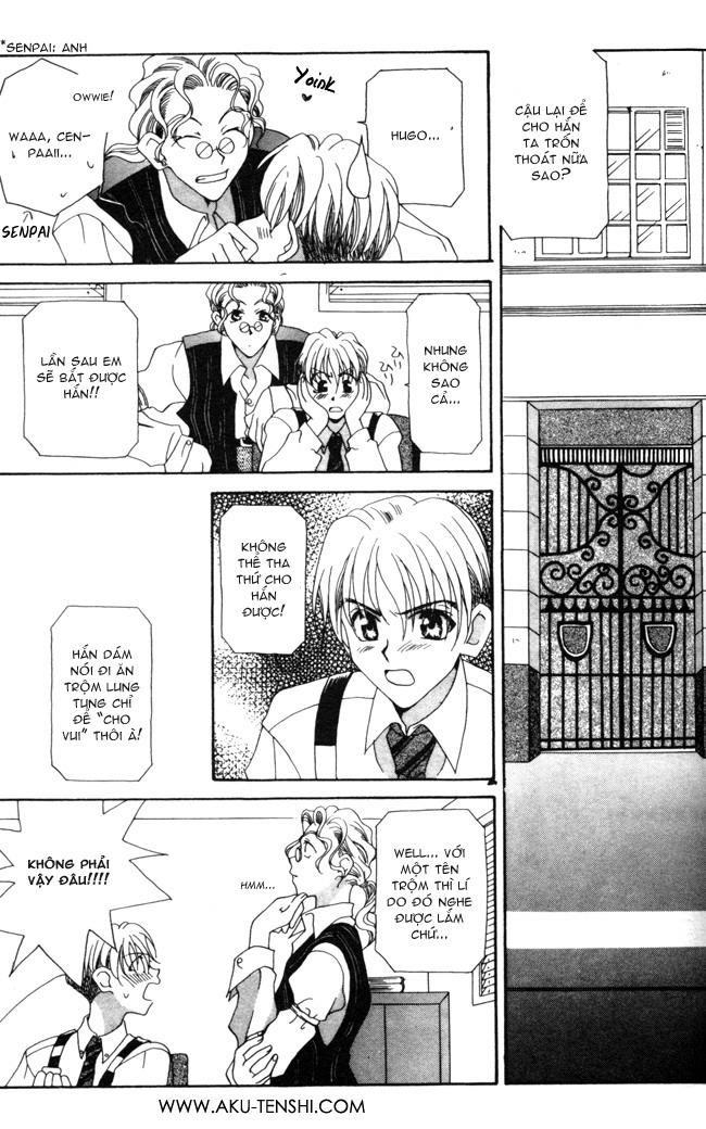 Dorobou to Keiji Chapter 1 - Trang 25